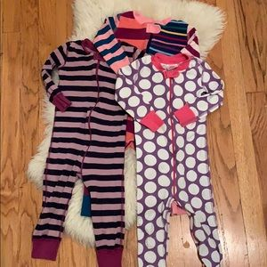 Hanna Andersson Jammies size 80 - 3pair